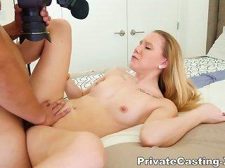 Private Casting-x - Creamy Deposit